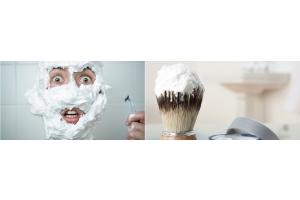 Hoe maak je het perfecte scheerschuim met scheercrème of scheerzeep