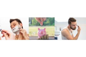 Scheer slim en bespaar geld: safety razor vs cartridge scheermes