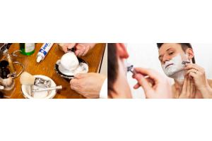 De voordelen van synthetische scheerkwasten