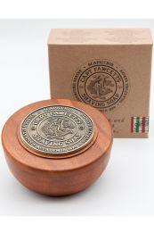 Captain Fawcett's scheerzeep Scapicchio's Fig Olive & Bay Rum 100gr