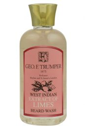 Geo F Trumper baardshampoo Extract of Limes 200ml