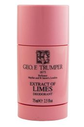 Geo F Trumper deodorant Extract of Limes 75ml