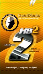 HeadBlade scheermesje HB2 10x
