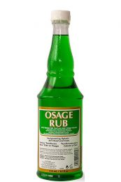 Clubman Pinaud Osage Rub after shave lotion 414ml
