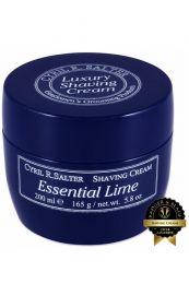 Cyril R Salter scheercrème Essential Lime 165gr