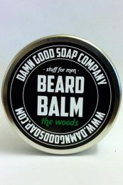 Damn Good Soap Company Baardbalm The Woods 50gr