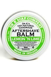 Dr K Soap Company after shave balm Lemon and Lime 60gr