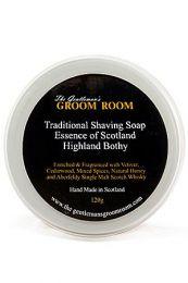 Essence of Scotland scheerzeep Highland Bothy 120gr