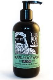 Guardenza baardshampoo Beard and Facewash Valdivian 250ml