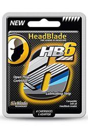 HeadBlade scheermesje HB6