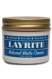 Layrite Natural Matte Cream Pomade 120gr