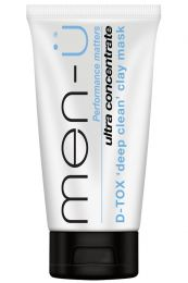 Men-Ü D-TOX 'deep clean' kleimasker 100ml