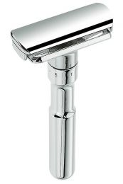 Merkur Futur double edge safety razor chroom