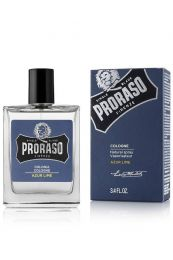 Proraso Single Blade Eau de Cologne Azur Lime 100ml