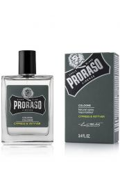 Proraso Single Blade Eau de Cologne Cypress & Vetyver 100ml