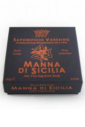 Saponificio Varesino badzeep Manna di Sicilia 150gr