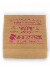 Saponificio Varesino scheerzeep Mirto di Sardegna 150gr