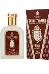Truefitt & Hill Spanish Leather cologne 100ml