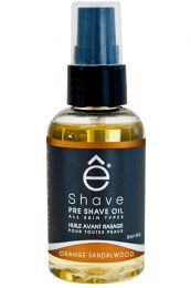 eShave pre shave olie Orange Sandalwood 56ml