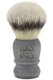 Omega Evo scheerkwast synthetisch haar Stone Ego - E1862
