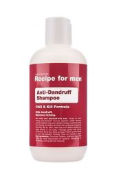Recipe for Men anti roos shampoo 250ml