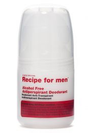 Recipe for Men alcoholvrije deodorant 60ml