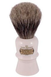 Simpson scheerkwast dashaar purebadger The Beaufort 3