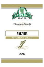 Stirling Soap Co. after shave Arkadia 100ml