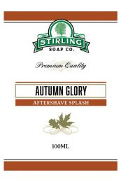 Stirling Soap Co. after shave Autumn Glory 100ml