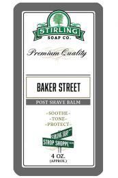 Stirling Soap Co. after shave balm Baker Street 118ml