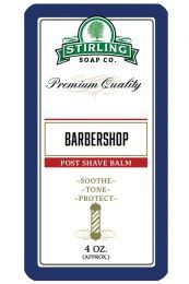 Stirling Soap Co. after shave balm Barbershop 118ml