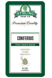 Stirling Soap Co. after shave balm Coniferous 118ml