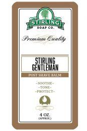 Stirling Soap Co. after shave balm Stirling Gentleman 118ml