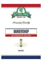 Stirling Soap Co. after shave Barbershop 100ml