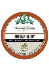 Stirling Soap Co. scheercrème Autumn Glory 165ml