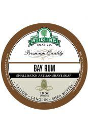 Stirling Soap Co. scheercrème Bay Rum 165ml