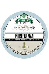 Stirling Soap Co. scheercrème Intrepid Man 165ml