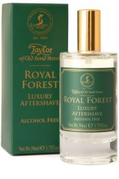 Taylor of Old Bond Str. after shave lotion Royal Forest 50ml