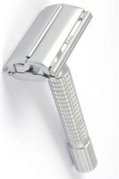 TIMOR double edge safety razor matchroom 80mm handvat