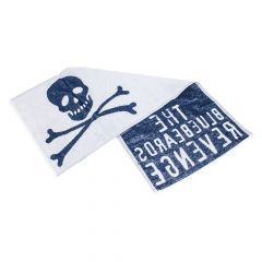 Bluebeards Revenge scheer handdoek