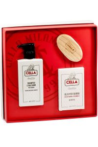 Cella Milano Beard Care Gift Kit
