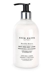 Acca Kappa body lotion White Moss 300ml