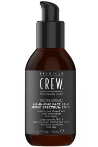 American Crew all-in-one after shave balm met SPF15 170ml