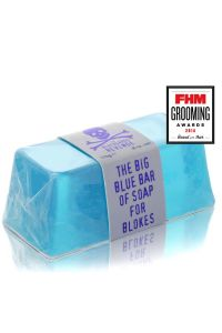Bluebeards Revenge Big Blue Bar of Soap for Blokes badzeep 175gr