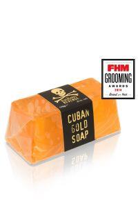 Bluebeards Revenge Cuban Gold Soap badzeep 175gr