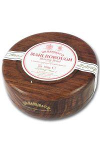 DR Harris scheerzeep Marlborough in houten kom 100gr