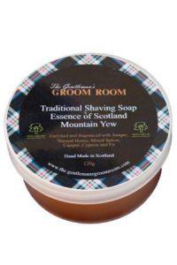 Essence of Scotland scheerzeep Mountain Yew 120gr
