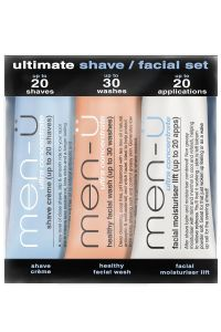 Men-Ü shave/facial set 3 x 15ml