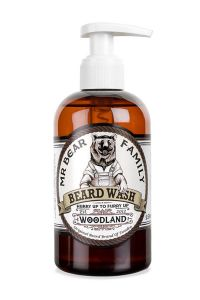Mr Bear Family baardshampoo Woodland 250ml