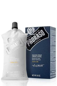 Proraso Single Blade scheercrème Azur Lime 275ml